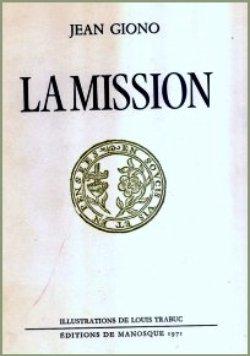 La Mission de Giono