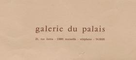GALERIE DU PALAIS