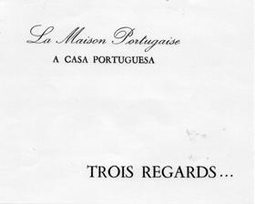 LA MAISON PORTUGAISE